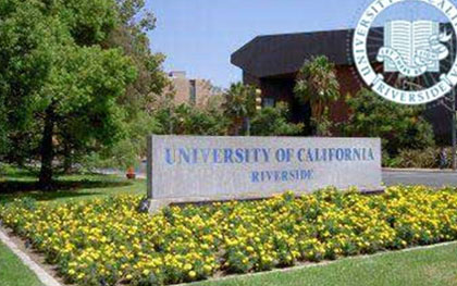 13.加州大学河滨分校University of California-Riverside